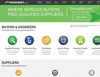 Thumbshot of Thomasnet.com
