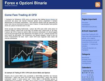 Main page screenshot of italia-programmi.net