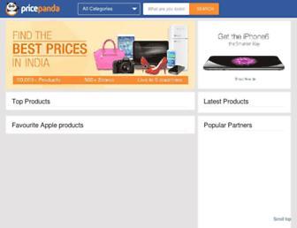 Thumbshot of Pricepanda.co.in