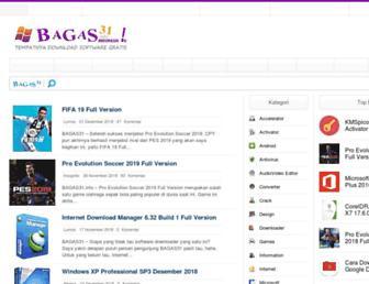 bagas31.info screenshot