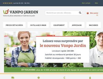 vanpo-jardin.com screenshot