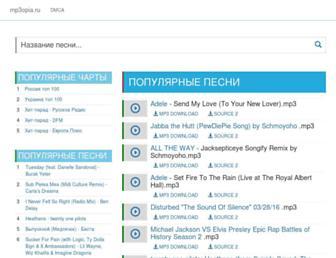 mp3opia.ru screenshot