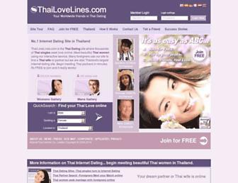 Thumbshot of Thailovelines.com