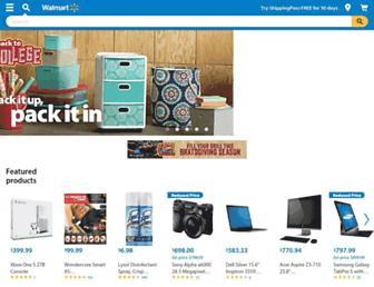Thumbshot of Wallmart.com