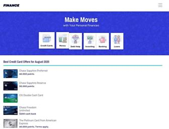 financebuzz.com screenshot
