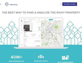 reonomy.com screenshot