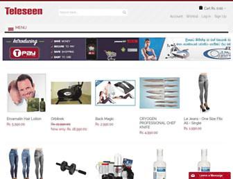 teleseen.com screenshot