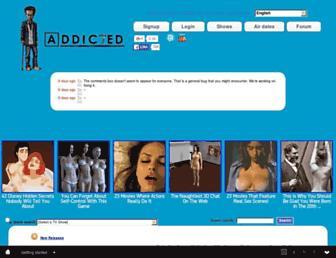 Thumbshot of Addic7ed.com