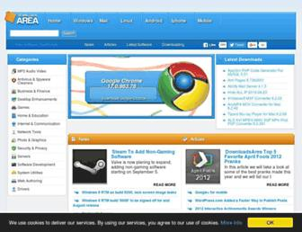 downloadsarea.com screenshot