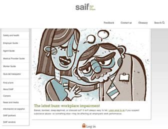saif.com screenshot