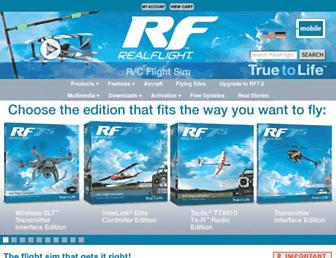 Thumbshot of Realflight.com