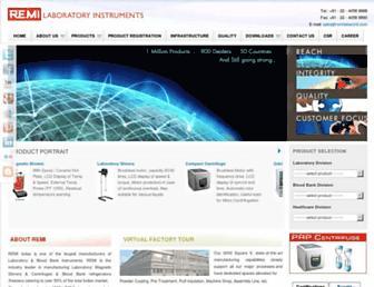 remilabworld.com screenshot