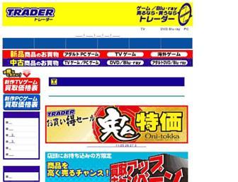Thumbshot of E-trader.jp