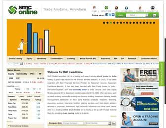 Thumbshot of Smctradeonline.com