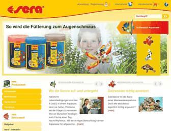 Thumbshot of Sera.de