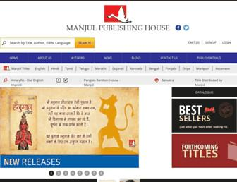 manjulindia.com screenshot