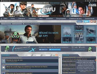 Thumbshot of Starwars-universe.com