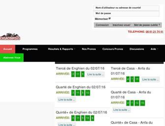 casacourses.com screenshot