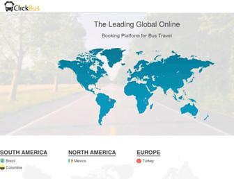 Thumbshot of Clickbus.com