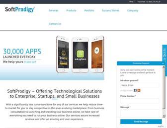 Thumbshot of Softprodigy.com