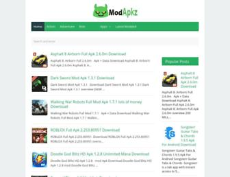 modapkz.com screenshot