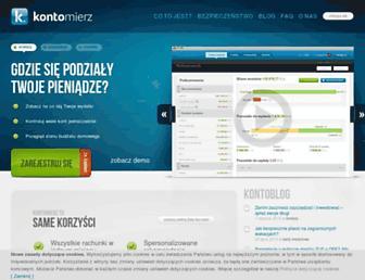 Thumbshot of Kontomierz.pl