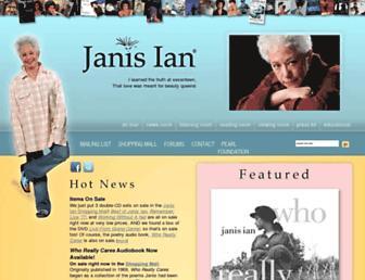 janisian.com screenshot
