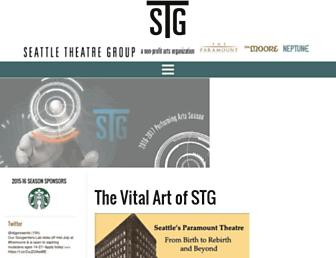 Thumbshot of Stgpresents.org