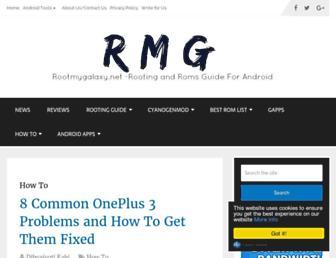 rootmygalaxy.net screenshot