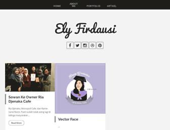 firdaely.com screenshot