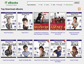 Thumbshot of It-ebooks.info