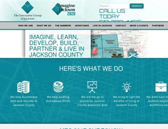 enterprisegroup.org screenshot