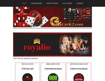 Thumbshot of Getk2.com