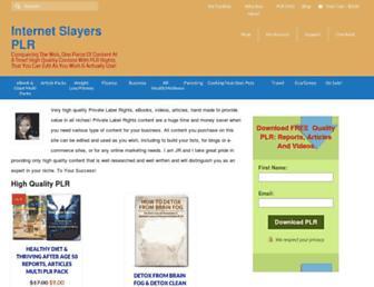 Thumbshot of Internetslayers.com