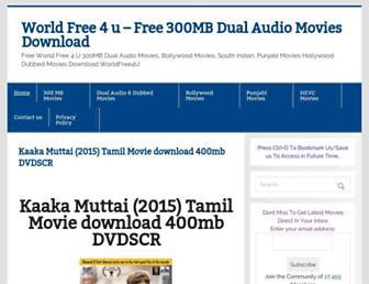 Thumbshot of World-free4u.com