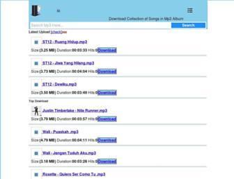 musicfree.gq screenshot