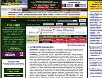 cari-pekerjaan-pemda-pemalang-l8.keindahan.info screenshot