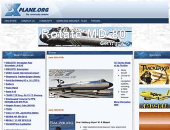 Thumbshot of X-plane.org