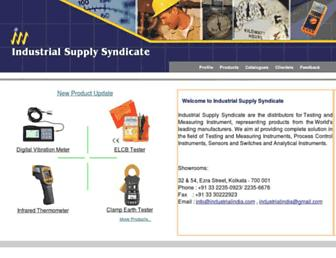 industrialindia.com screenshot