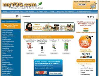 Thumbshot of Myyog.com