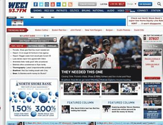 Thumbshot of Weei.com