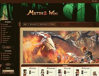 wiki.metin2.co.uk screenshot