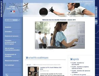 ac-orleans-tours.fr screenshot