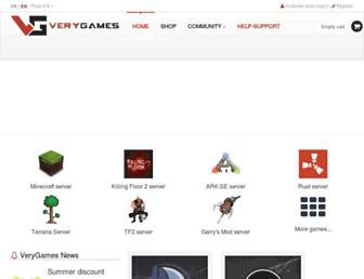 Thumbshot of Verygames.net