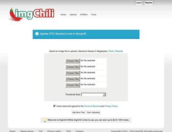 Thumbshot of Imgchili.net