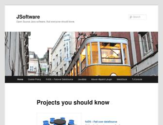 jsoftware.org screenshot