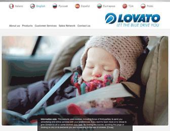 lovatogas.com screenshot