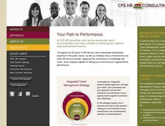cpshr.us screenshot