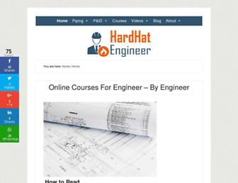hardhatengineer.com screenshot