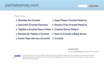 Thumbshot of Pachakamaq.com
